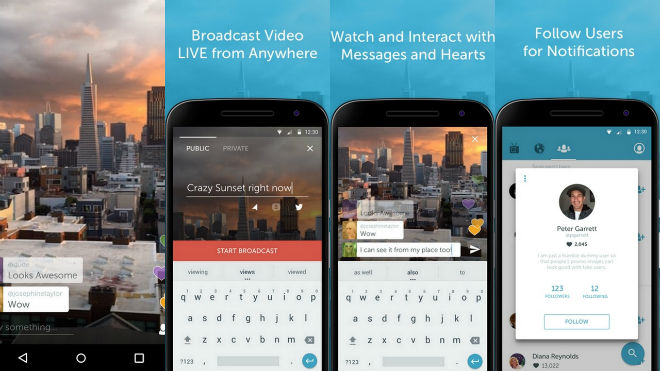app periscope video
